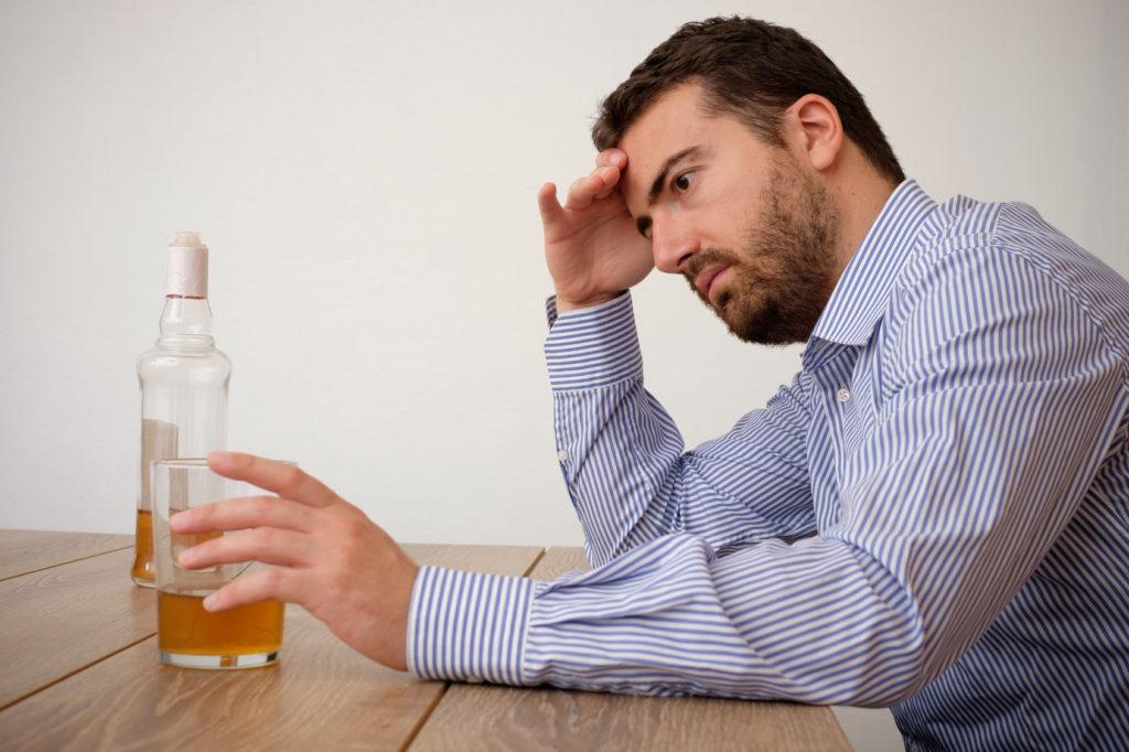 Zatrucie alkoholem wpływ na mózg