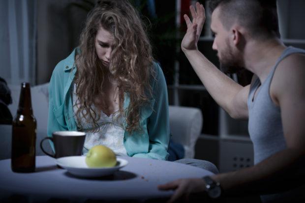 Niepokój agresja w chorobie alkoholowej