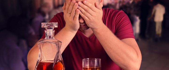 Kac gigant czyli zatrucie alkoholowe.